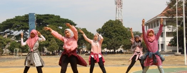 """Ada Cinta di BOMBASTIS 2019 """"Together with Unity Of One Cultural Diversity"""""""